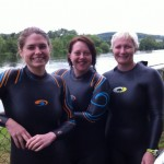 RNF swimming the Henley classic