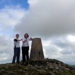 RNF trekking the Ten Tors