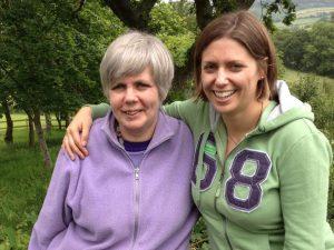 Bridgit and Helen
