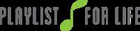 playlistforlife Logo