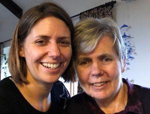 Helen and Bridget care on shrinking budgets