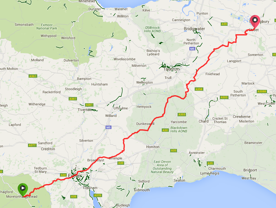 Route day 3