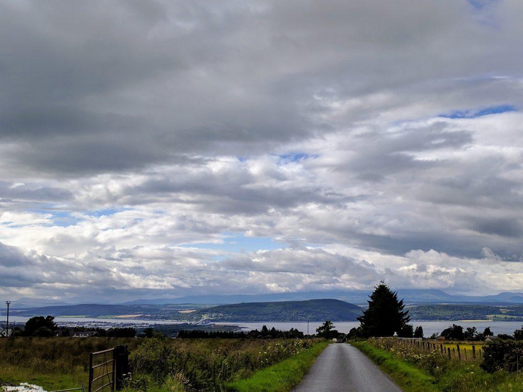 Descending into Inverness