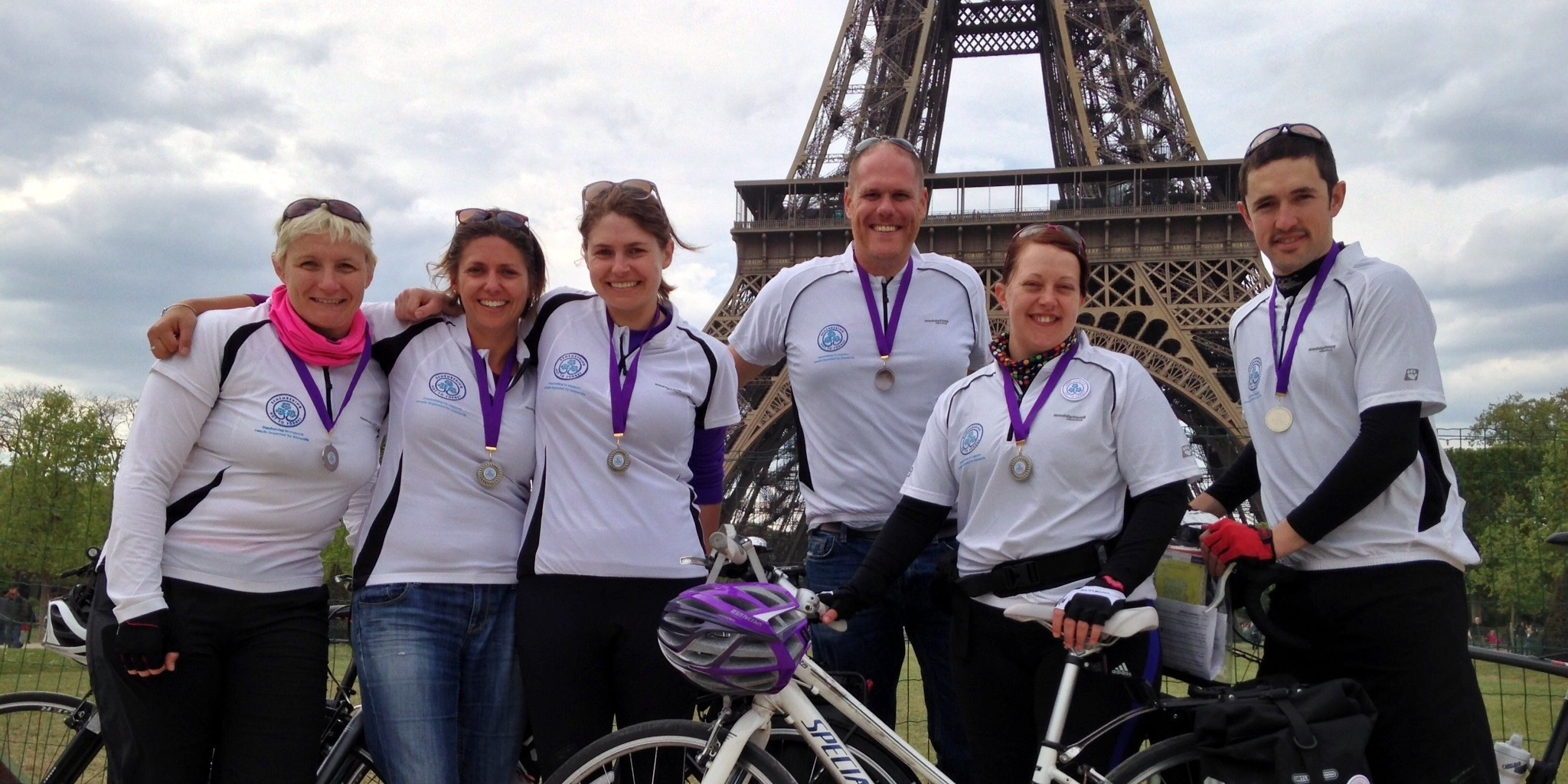 Team RNF in Paris